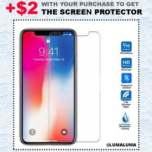 NEW iPhone 9H Glass Screen Protector